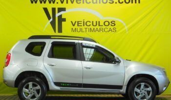 DUSTER 2.0 TECH ROAD completo